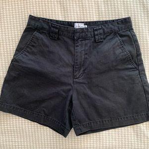 Calvin Klein Jean Shorts in Black